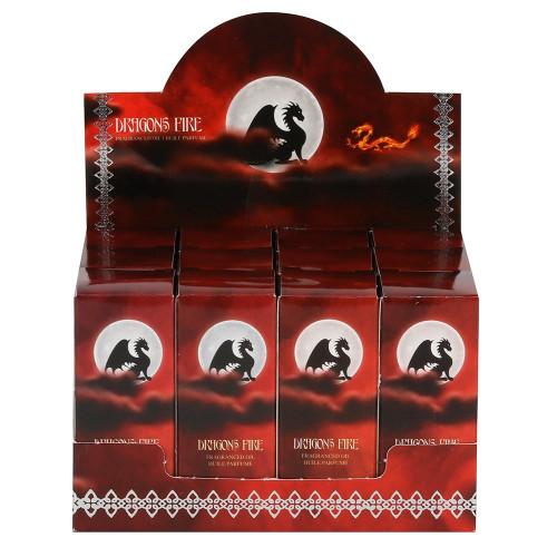 Dragons Fire Fragrance Oil