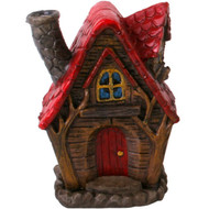 Fairy House Incense Cone Burner