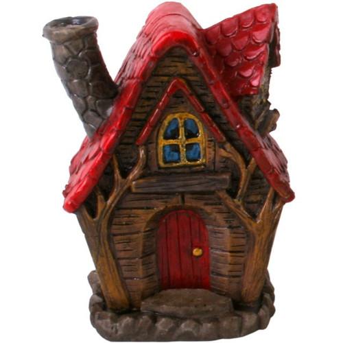 Fairy House Incense Cone Burner