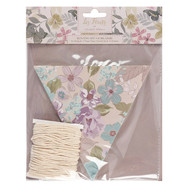 Make Your Own Bunting Kit - Floral Design