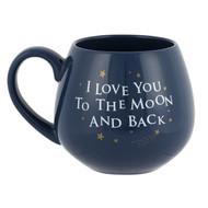 I Love You To The Moon & Back Ceramic Mug