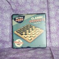 Draughts Retro Boardgame