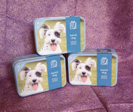 Gift in a Tin - Travel Dog