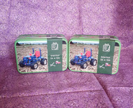 Gift in a Tin - Make your own Tractor