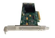 LSI Logic Controller Card MegaRAID SAS 9211-8i High Profile
