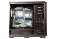 Workstation with ASRock EP2C602-4L/D16, Phanteks Enthoo Pro Case