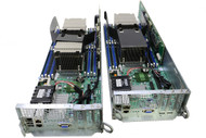SuperMicro SuperServer 2028TP-DC1TR Dual Node LGA-2011-3 2u Server Dual Xeon E5-2630 v3 2.4ghz 8core, 64gb DDR4 Per node!