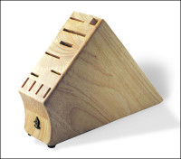 7 Slot Knife Block