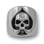 Skull of Spades Ring.