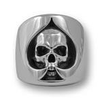 Skull of Spades Ring.