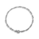 Big Bones Necklace - Sterling Silver