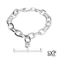 Large T Bar Bracelet