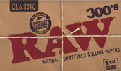 RAW Classic Papers 300'S 1-1/4
