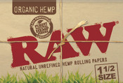 RAW Organic Papers 1-1/2