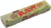 RAW Organic Pre-Rolled Cone 1-1/4 32 per pack