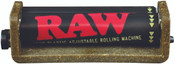 RAW Hemp Adjustable 2-Way Rolling Machine Made With Hemp Plastic W/Bonus Apron 70mm