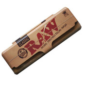 RAW Classic Metal Paper Case Tin King Size