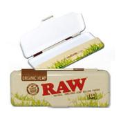 RAW Organic Paper Tin 1-1/4