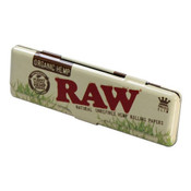 RAW Organic Paper Tin King Size Slim