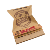 RAW Classic Artesano King Size With Tray + Papers + Tips