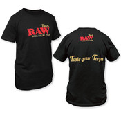 RAW Black Taste The Terps T-Shirt