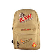 RAW Smell Proof Backpack 2