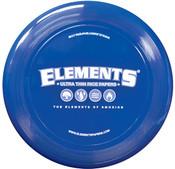 ELEMENTS Blue Frisbee