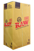 RAW Classic Pre-Rolled Cone King Size Bulk 1,400