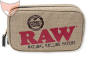 RAW Smell Proof Bag Ounce Medium