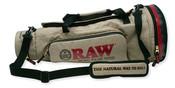 RAW X Rolling Paper Cone Duffel Bag
