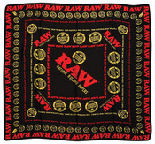 RAW Fashion Scarf Black