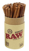 RAW Wooden Poker Small