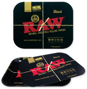RAW BLACK Magnetic Tray Cover Large