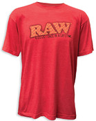 RAW Rolling Papers X 42020 LIMITED ADDITION Heater Red T-Shirt