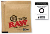 RAW X Integra Boost 8g 62% Humidity Pack