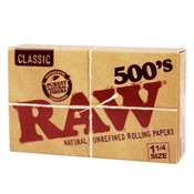 RAW Classic 1-1/4 500 Pack