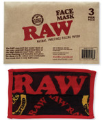 RAW Fashion Face Mask 3 Pack
