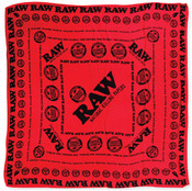 RAW Fashion Scarf Red