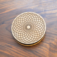 Tube Torus Drink Coasters
