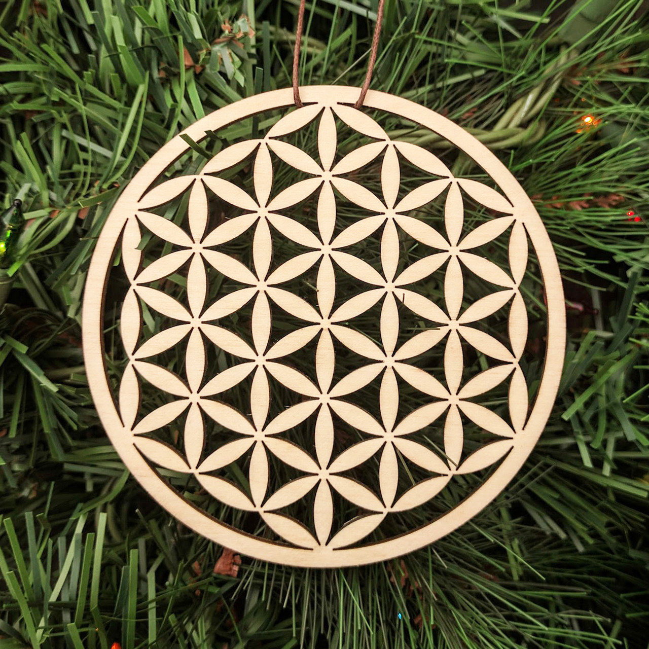 Tree of Life Ornament - Naked Geometry