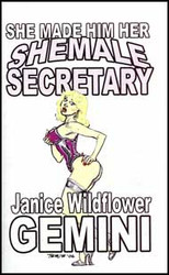 She Made Him Her Sweet Shemale Secretary #1