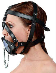 Plug It Up Head Harness