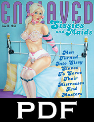 Enslaved Sissies and Maids 26 - PDF download
