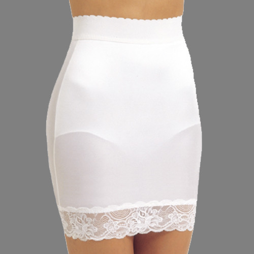 Front view of Half Slip Light Shaping Girdle.