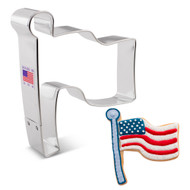 """COOKIE CUTTER FLAG 4"""""""