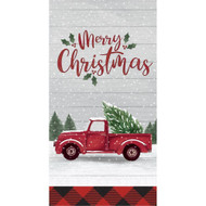 GN NAPKINS FARM HOUSE RED TRUCK 16 CT