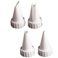 Plastic Tip Set 4ct Wilton