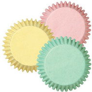 Assorted Pastel Baking Cups 75ct Wilton