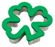 Shamrock Comfort Grip™ Cookie Cutter Wilton