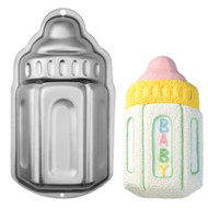 Baby Bottle Cake Pan Wilton